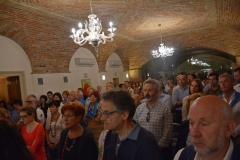 Conferenza in una nota azienda agricola. 2016