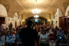 Conferenza presso una nota azienda produttrice di vino. 2016