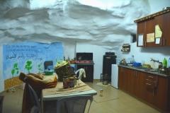 Da grotta ad appartamento per i volontari