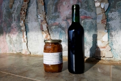 Produzione marmellata e vino