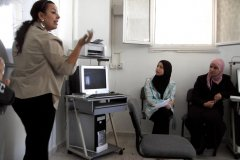 Workshop al Woman Center