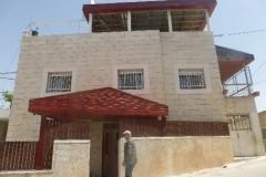 il Women Center ai pieni della collina, nel villaggio di Nahalin