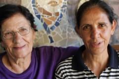 Mamma Melade e figlia Amal