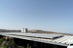 I pannelli solari donati dalla Germania