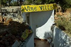 """Grotta """"Vine Villa"""": trasformata in appartamento - esterno"""