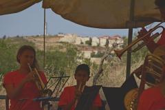 L'orchestra di prepara